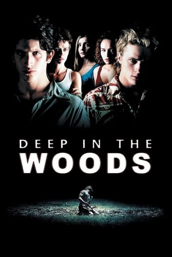 Poster of Deep in the Woods