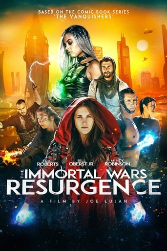 Poster of The Immortal Wars: Resurgence