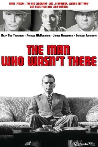 L'uomo che non c'era