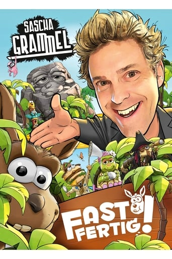 Poster of Sascha Grammel - Fast Fertig!