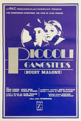 Poster of Piccoli gangsters
