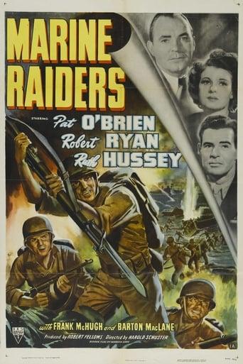 Poster of Marine Raiders