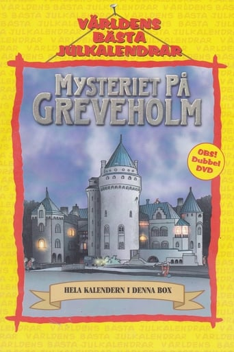 Poster of The Mystery of Greveholm