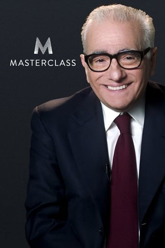 Poster of Martin Scorsese Teaches Filmmaking