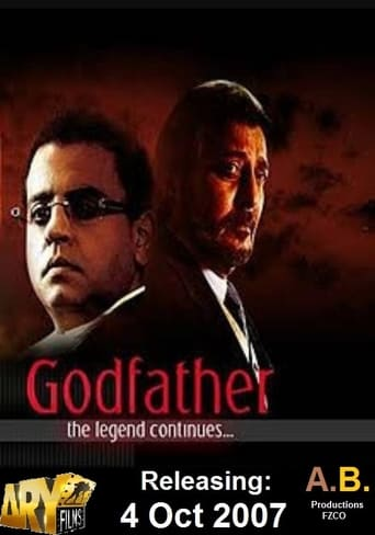 Godfather The Legend Continues poster
