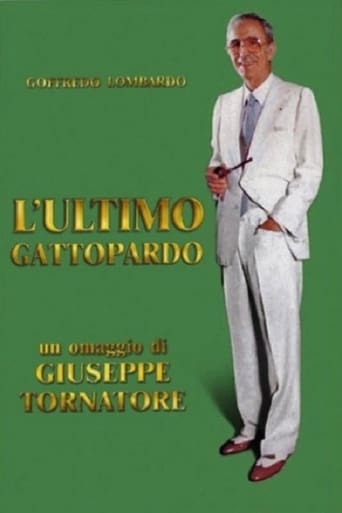 Poster of L'ultimo gattopardo - Ritratto di Goffredo Lombardo
