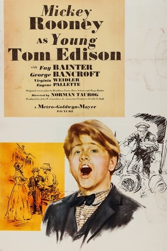 Poster of Young Tom Edison