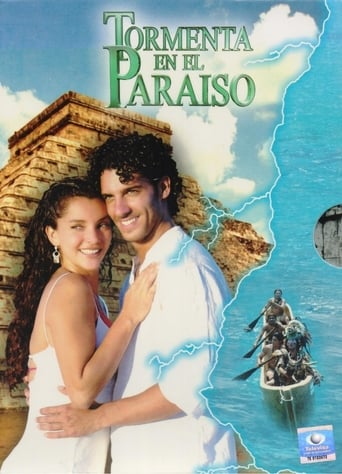 Poster of Storm over Paradise