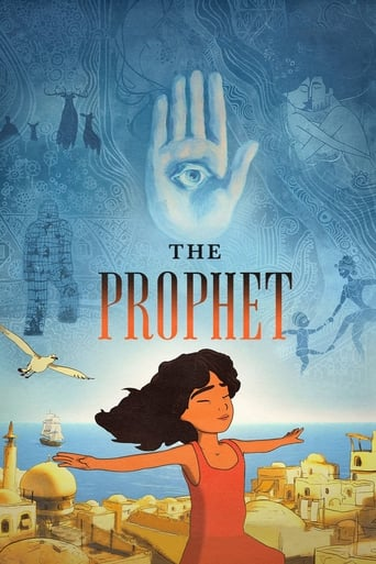 Poster of Kahlil Gibran's The Prophet