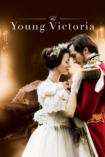 Poster of The Young Victoria
