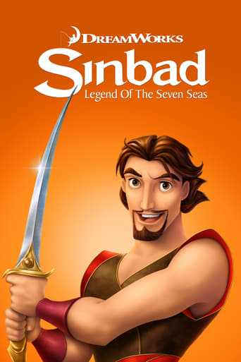 Poster of Sinbad and the Cyclops Island