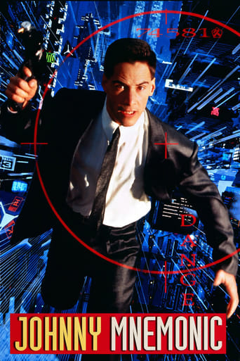 Poster of Johnny Mnemonic