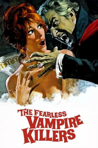 Poster of The Fearless Vampire Killers