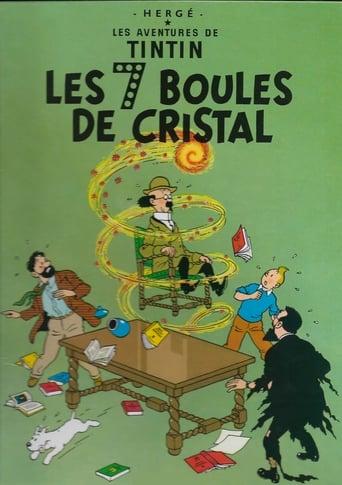 Tintin - Les 7 boules de cristal