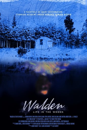 Poster of Walden: Life in The Woods