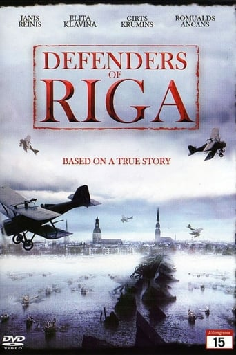 Poster of Defenders of Riga
