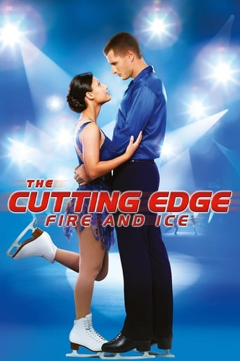 Poster of The Cutting Edge: Fire & Ice