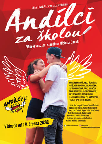 Poster of Andílci za školou