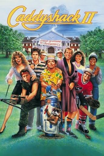 Poster of Caddyshack II