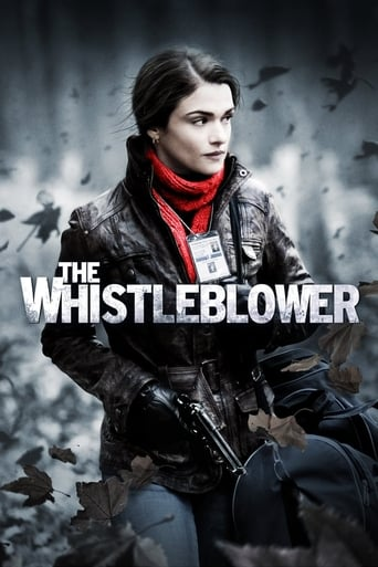 Poster of The Whistleblower