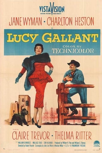 Poster of Lucy Gallant