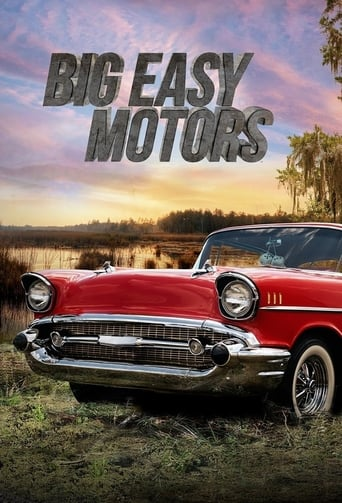 Poster of Big Easy Motors