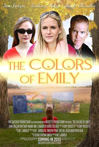 Poster of The Colors of Emily