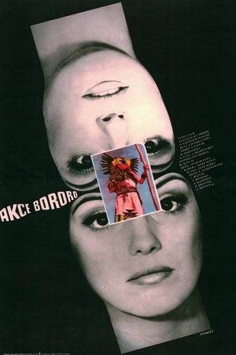 Poster of Akce Bororo