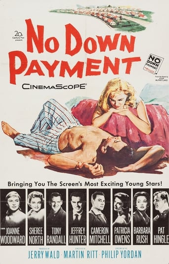 Poster of No Down Payment