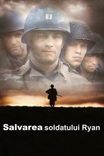 Poster of Salvarea soldatului Ryan