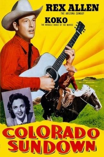 Poster of Colorado Sundown