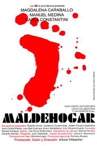 Poster of Mal de hogar