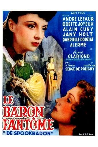 Poster of The Phantom Baron
