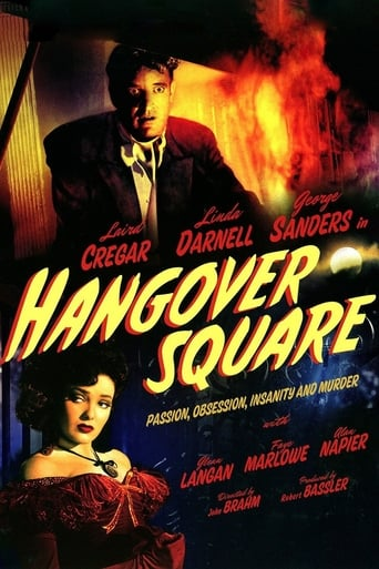 Poster of Hangover Square