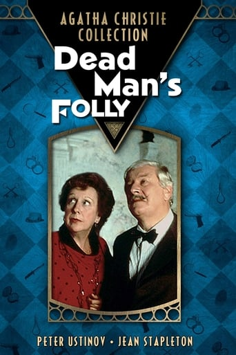 Poster of Dead Man's Folly