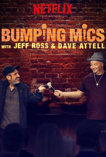 Poster of Bumping Mics with Jeff Ross & Dave Attell