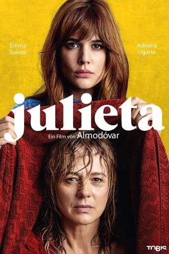 Filmplakat von Julieta
