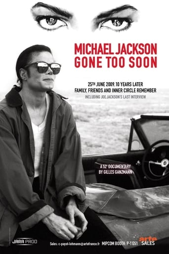 Poster of Michael Jackson, Gone Too Soon