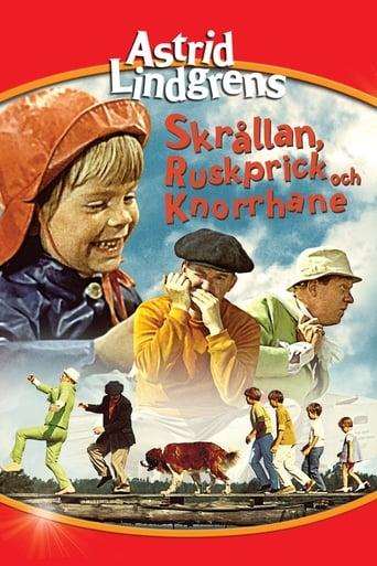 Poster of Skrallan, Ruskprick and Gurnard