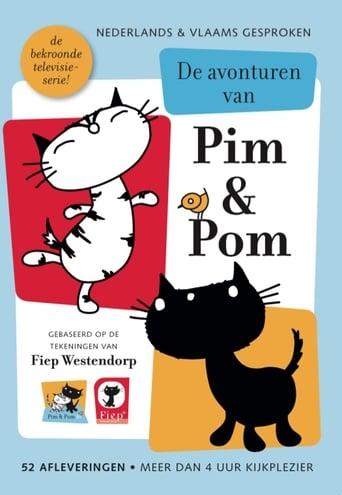 Poster of De avonturen van Pim & Pom