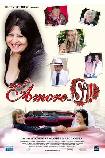 Poster of Ma l'amore... sì!