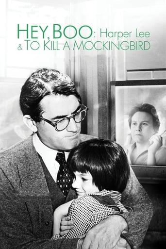 Poster of Hey, Boo: Harper Lee & To Kill a Mockingbird