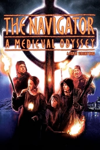 Poster of The Navigator: A Medieval Odyssey