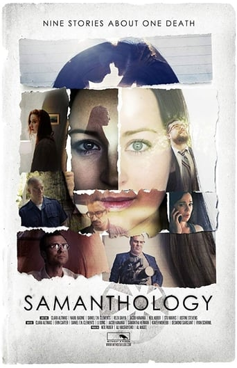Poster of Samanthology