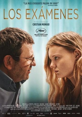 Poster of Los exámenes
