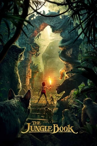 The Jungle Book BRRip (2016)