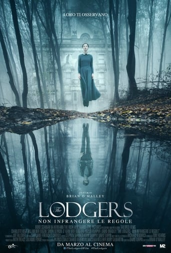 Poster of The Lodgers - Non infrangere le regole