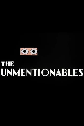 Poster of The Unmentionables