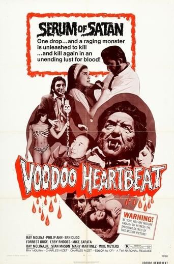 Poster of Voodoo Heartbeat