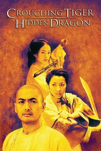 Poster of Crouching Tiger, Hidden Dragon